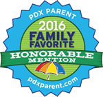 2016 Family Favorite PDX Parent