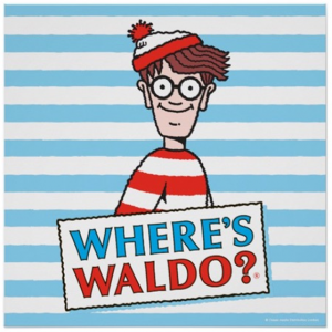 Where's Waldo Hunt