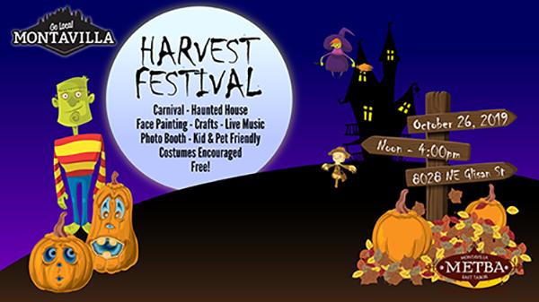 Montavilla Harvest Festival